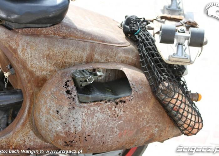 24 Yamaha JOG 50 RR custom zbiornik