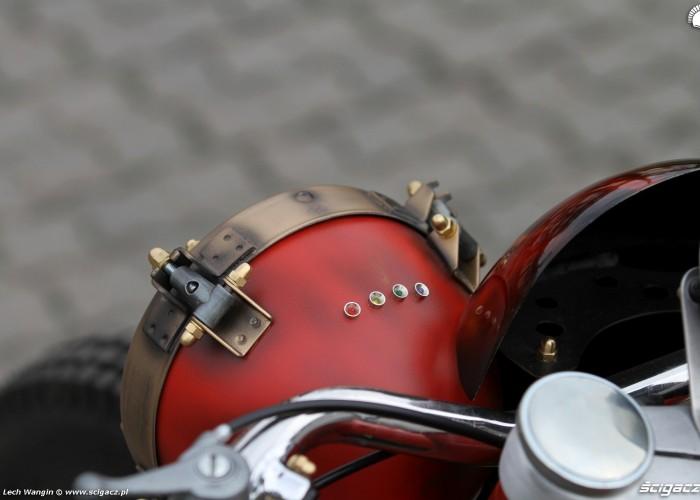 27 Dniepr K650 Fire Bike custom