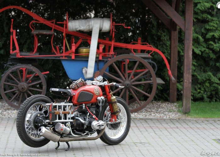36 Dniepr K650 custom