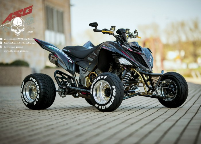 02 Ducati 1199 Panigale Quad