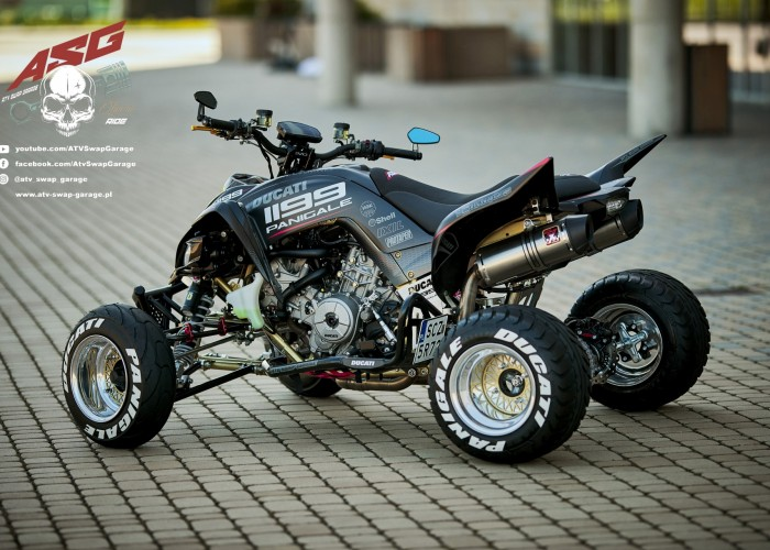 03 Ducati 1199 Panigale ATV