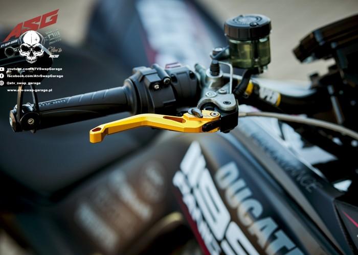 07 Ducati 1199 Panigale ATV Swap Garage detale