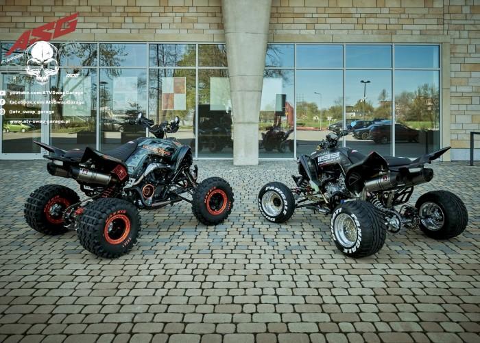 13 Ducati 1199 Panigale KTM ATV Swap Garage
