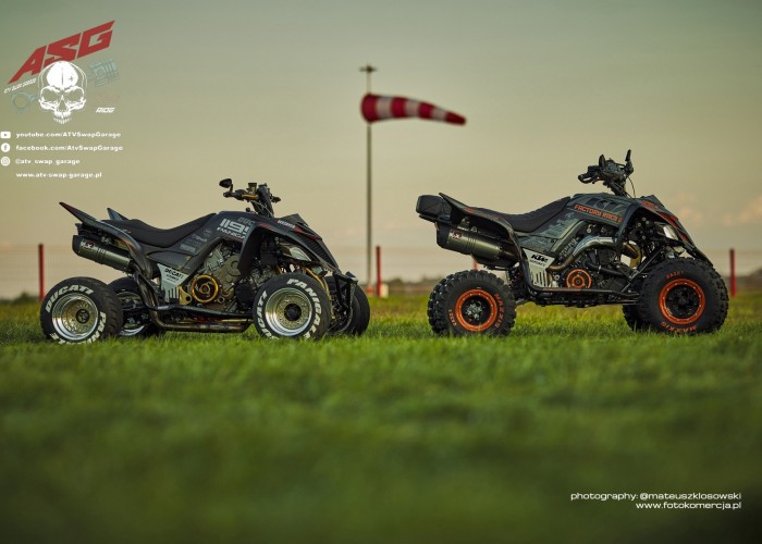 16 quady ATV Swap Garage
