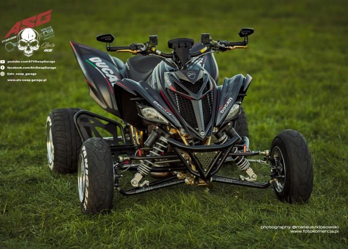 20 Ducati 1199 Panigale ATV Swap Garage przod
