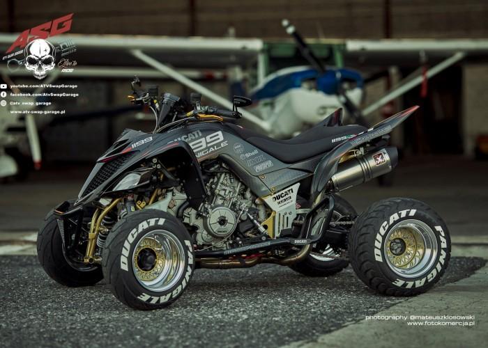 22 Ducati 1199 Panigale ATV Swap Garage profil