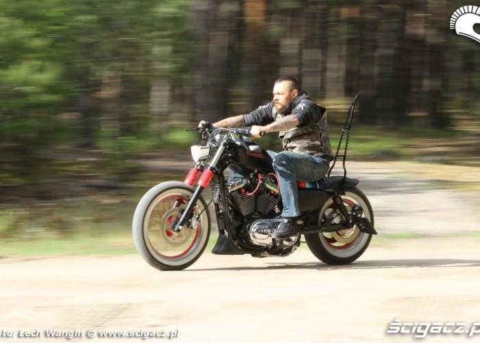 05 Harley Davidson Sportster Custom
