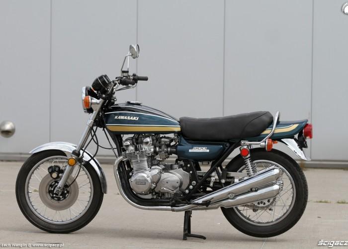 19 Kawasaki Z1 lewy bok