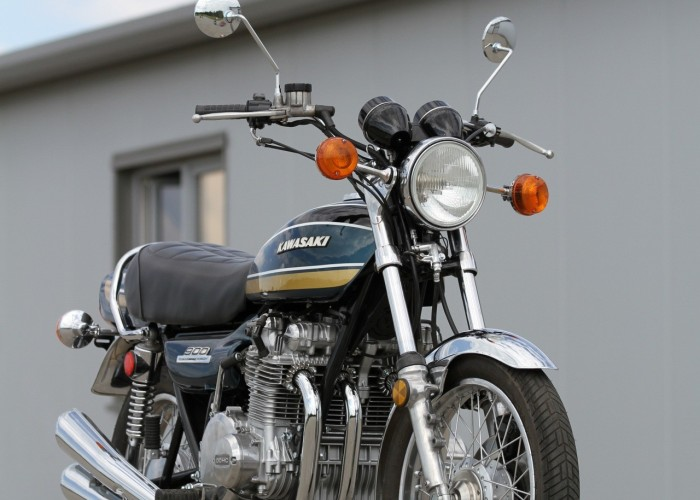38 Kawasaki Z1