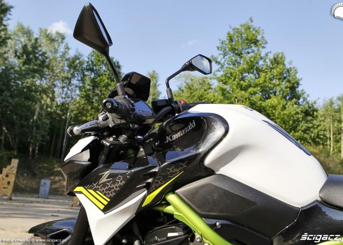 08 Kawasaki Z900 2021 zbiornik paliwa