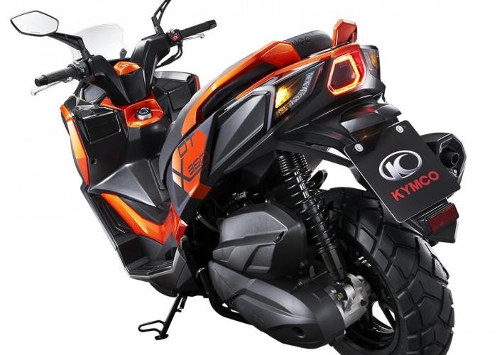 15 KYMCO DTX360 tyl