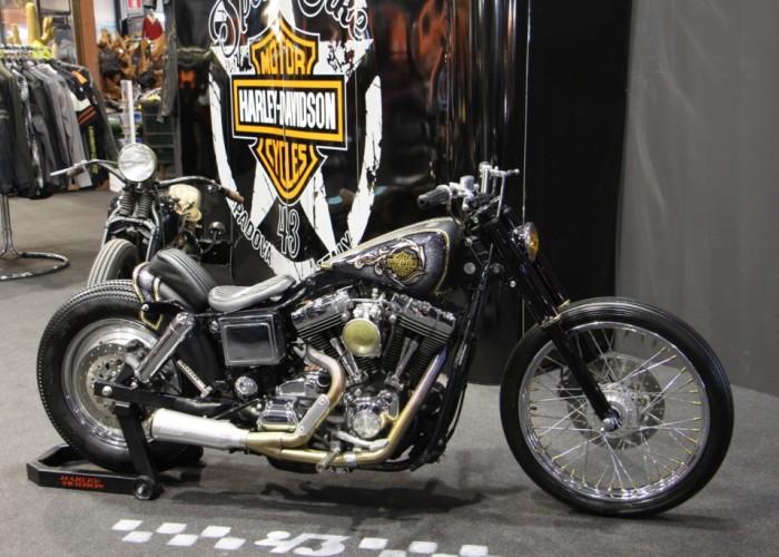 Motocykle Custom 01