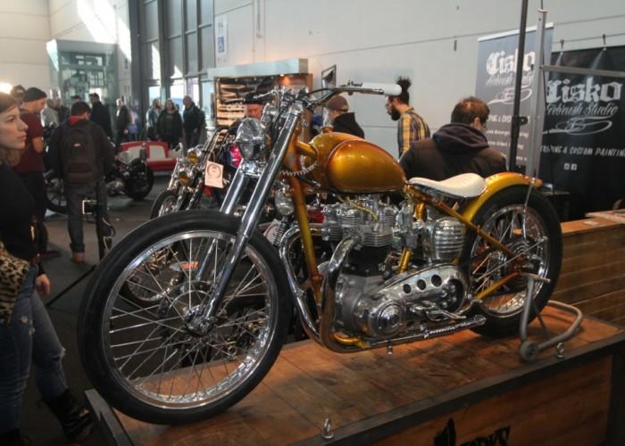 Motocykle Custom 03