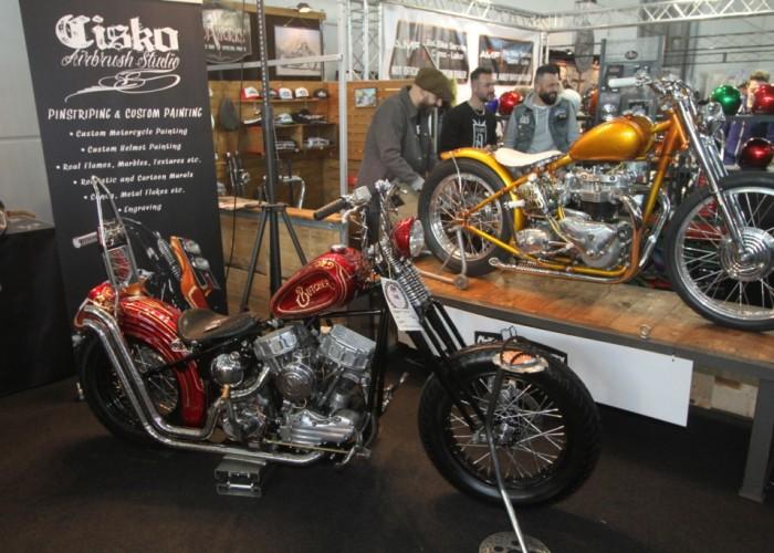Motocykle Custom 04