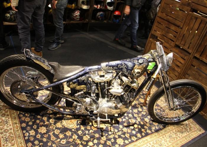 motocykle customowe wystawa 01