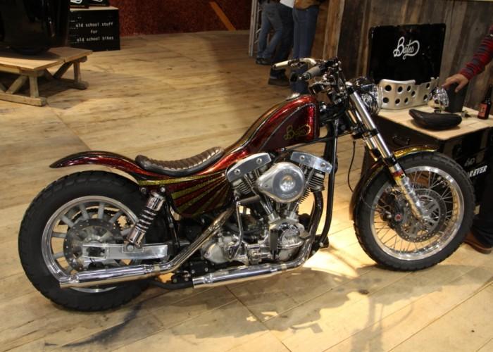 motocykle customowe wystawa 02