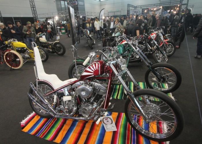 motocykle customowe wystawa 03
