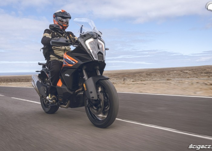 03 KTM 1290 Super Adventure S jazda