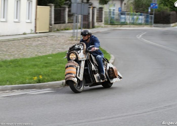 23 Yamaha T Max Custom Andrzej Turkiewicz