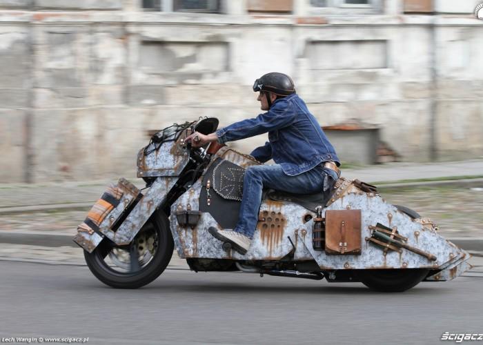 24 Yamaha T Max Andrzej Turkiewicz