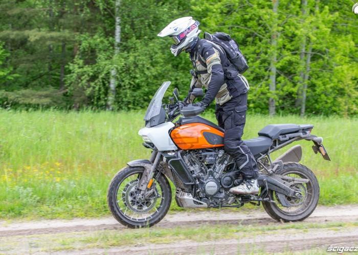 30 Harley Davidson 1250 Pan America polski test