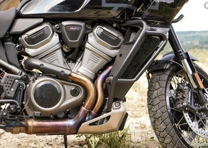 04 Harley Davidson Pan America 1250 Special silnik