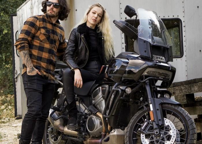 05 Harley Davidson Pan America 1250 Special dla dwojga