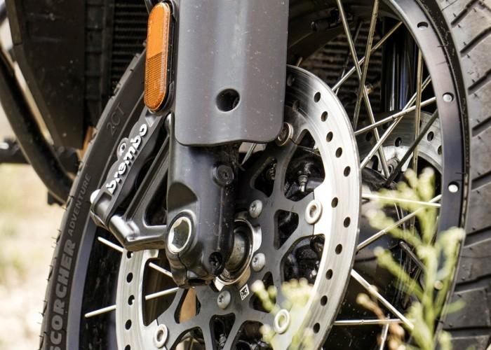 08 Harley Davidson Pan America 1250 Special kolo hamulce przod