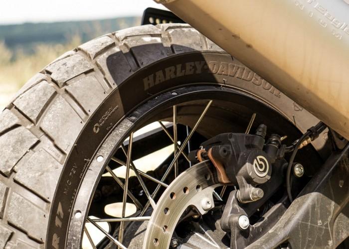 10 Harley Davidson Pan America 1250 Special wydech