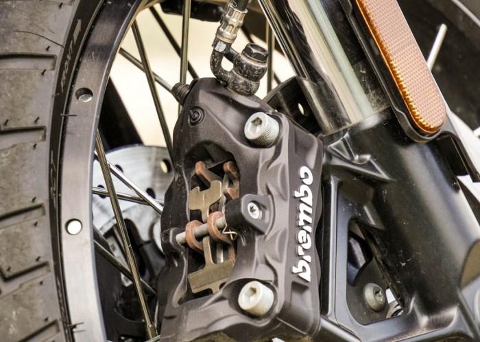 11 Harley Davidson Pan America 1250 Special brembo