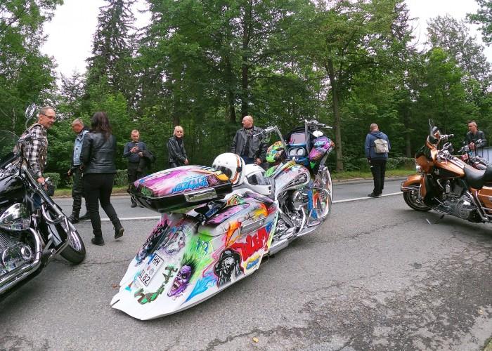custom harley polish bike week 2021