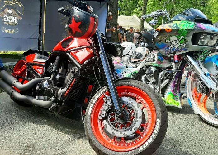 custom konkurs na polish bike week