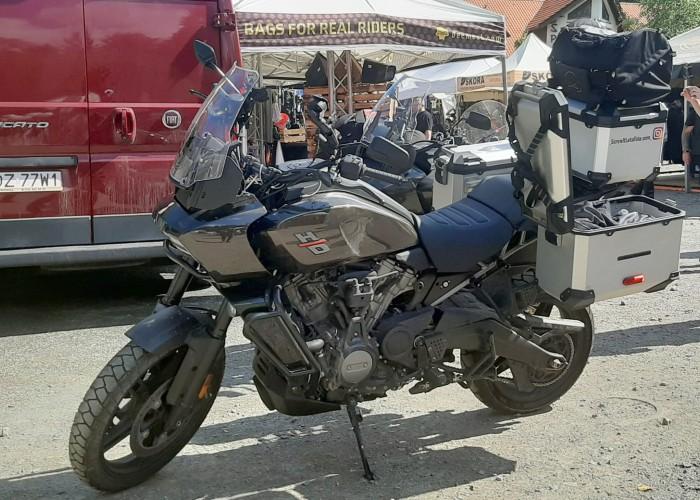 harley davidson pan america na polish bike week 2021
