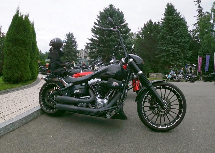 motocykle harley polish bike week 2021