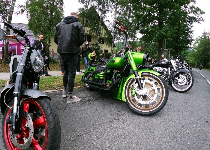 polish bike week 2021 motocykle
