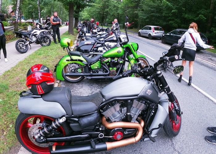 polish bike week 2021 motocykle na ulicy