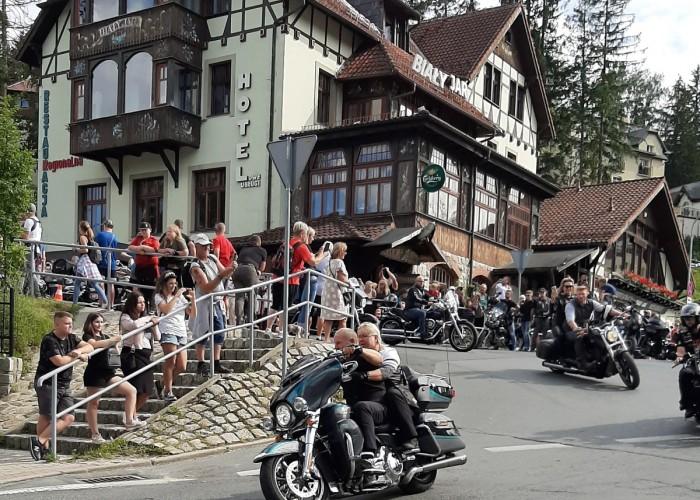 polish bike week 2021 parada motocyklistow