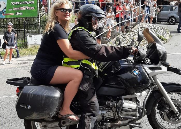 polish bike week 2021 uczestnicy parady