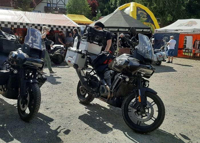 polish bike week harley davidson panamerica