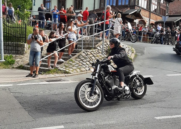polish bike week parada