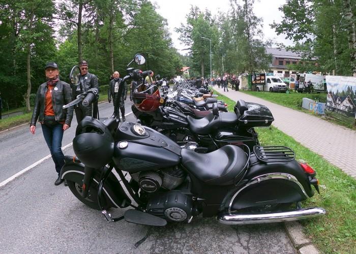 uczestnicy polish bike week 2021