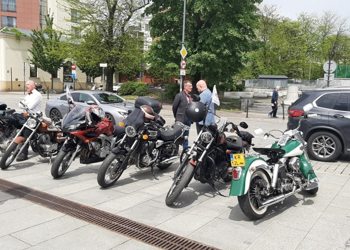 08 The Distinguished Gentlemans Ride 2021 Krakow