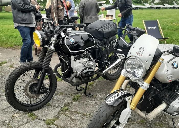 20 The Distinguished Gentlemans Ride klasyczne motocykle