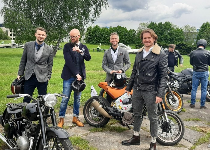 24 The Distinguished Gentlemans Ride 2021