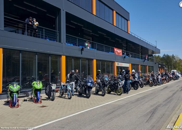 107 Tor Modlin Track Day Motocykle