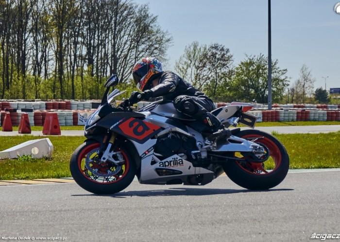 111 Tor Modlin Track Day Motocykle