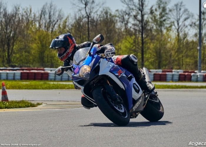 112 Tor Modlin Track Day Motocykle