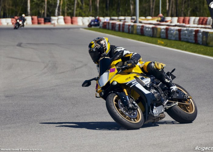 122 Tor Modlin Track Day Motocykle
