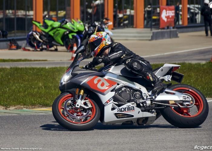 125 Tor Modlin Track Day Motocykle