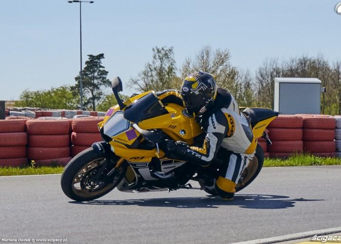 130 Tor Modlin Track Day Motocykle